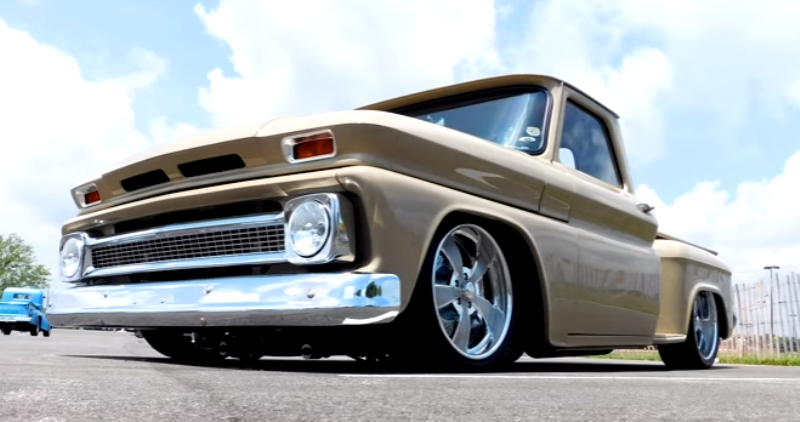 1965 chevy c10 custom goodguys nationals truck of the year