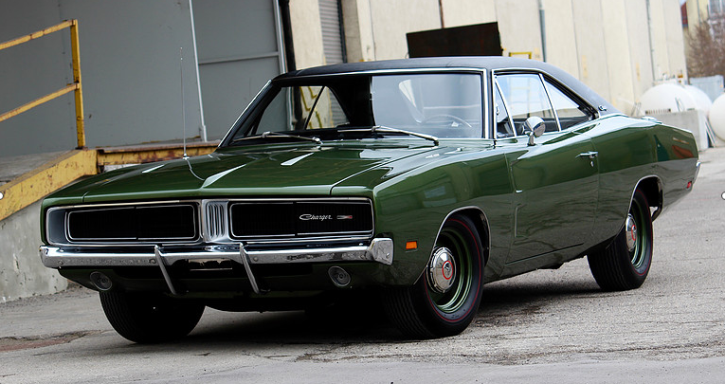 1969 dodge charger restoration by kult cars
