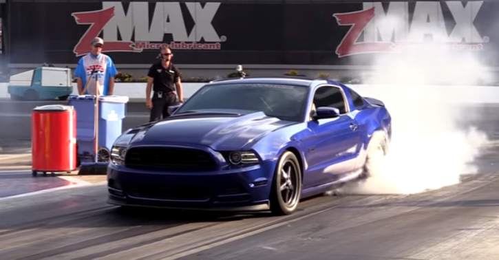 nitrous ford mustang 5.0 coyote street car takeover charlotte