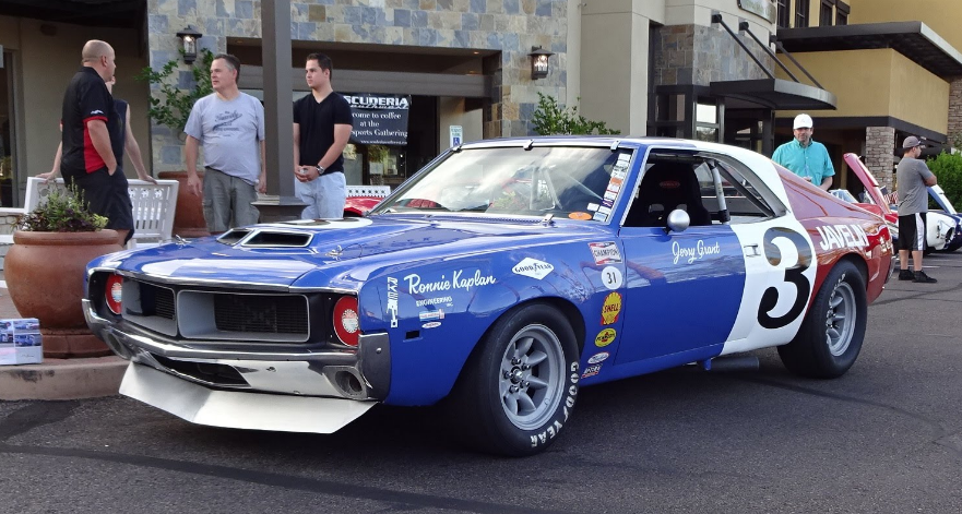 craig jackson 1969 amc javelin trans am race car