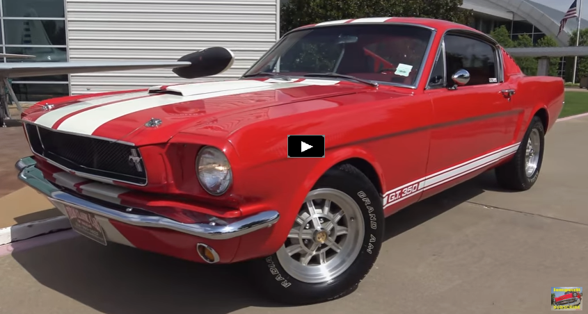 1965 ford mustang fastback 302 review test drive