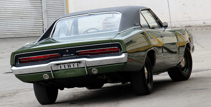 matching numbers 1969 dodge charger