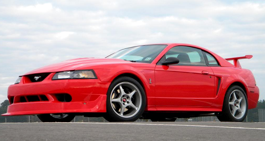 rare svt 2000 mustang cobra r collectible