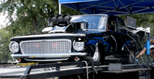 blown hemi valiant lucas oil dyno challenge winner