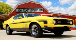 real 1971 mustang mach 1 429 cobra jet review