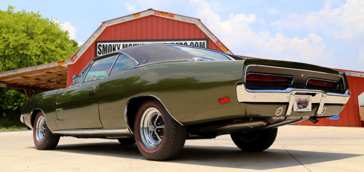 special edition 1969 dodge charger resto job