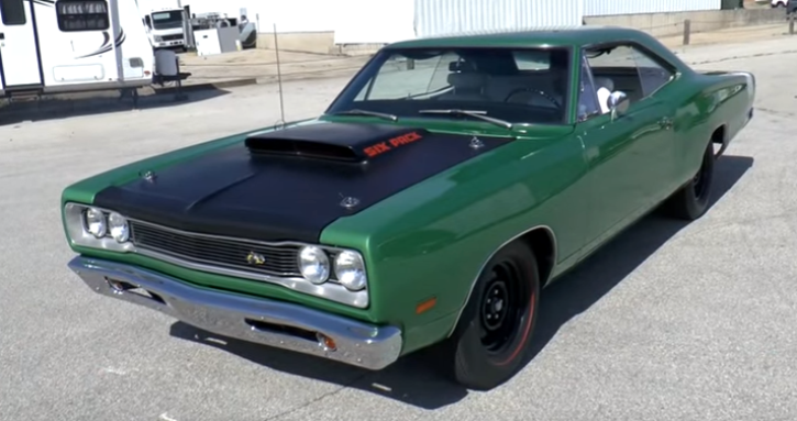 1969 dodge super bee 440 a12 test drive