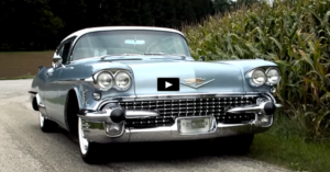 original 1958 cadillac eldorado seville collector car