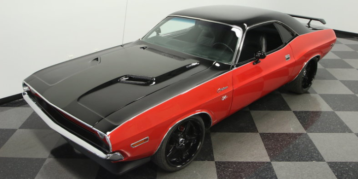 Awesome 1970 Dodge Challenger 6.1 HEMI Restomod | HOT CARS
