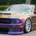 color_changing_convertible_mustang