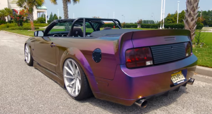 convertible 2008 mustang gt build review