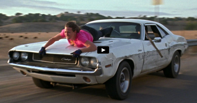 mopars in the movies video compilation