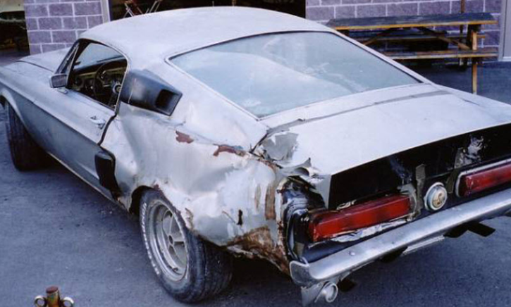 1967 mustang shelby gt350 ground up restoration