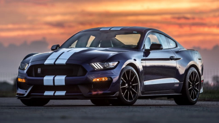 hennessey 2016 shelby gt350 mustang track test