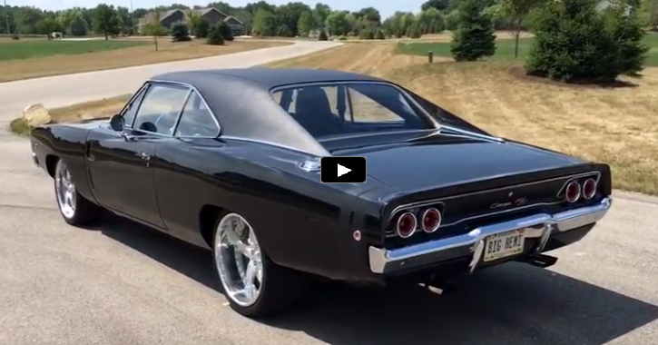 1968 Charger For Sale >> Custom 1968 Dodge HEMI Charger Executive Edition | HOT CARS