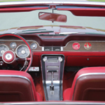 convertible_1967_mustang_red_deluxe_interior