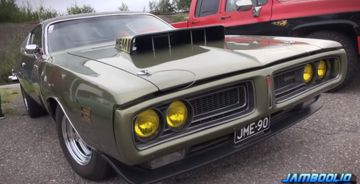 custom built 3rd generation dodge hemi charger