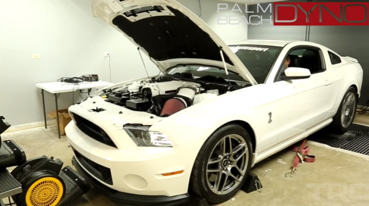 2013 ford mustang gt500 serious autosport build