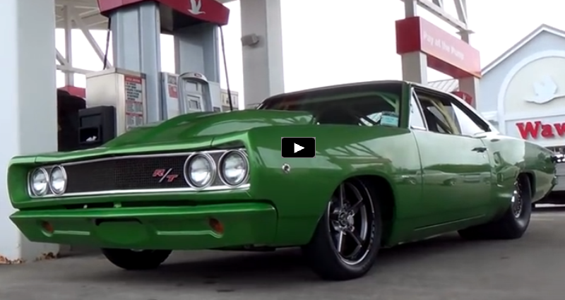 pro street dodge coronet r/t build