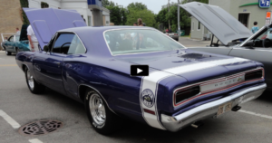 plum crazy purple 1970 dodge super bee 440 stroker