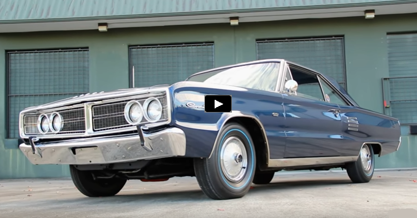 preserved deep blue 1966 dodge coronet 500 426 hemi
