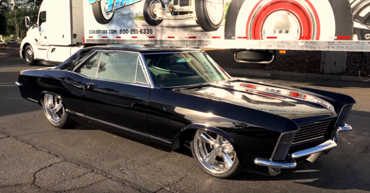 custom 1965 buick riviera alloway's hot rod shop