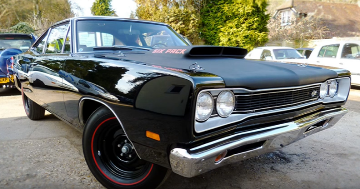 original 1969 dodge super bee a12 road test