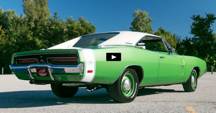 galen govier documented 1969 dodge charger rt 426 hemi