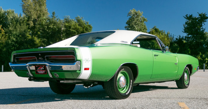 true 1969 dodge charger rt 426 hemi 727 torqueflite