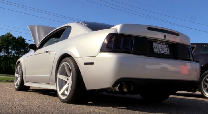 2001 mustang gt coyote custom job