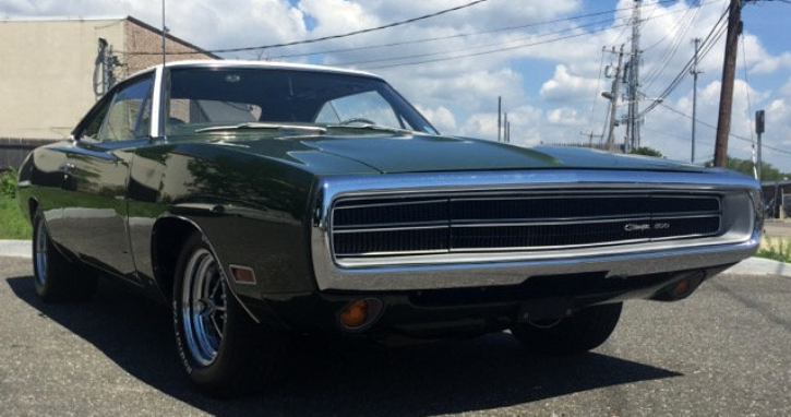 restored 1970 dodge charger 500 review and test drive
