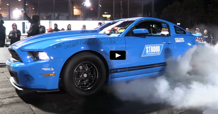 devil's reject turbo mustang at 2016 import vs domestic