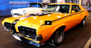 grabber orange 1970 mercury cougar boss 302