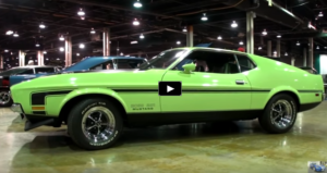 marti reported 1971 mustang boss 351 collector car
