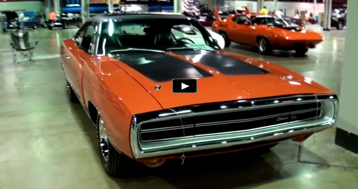 highly optioned 1970 dodge charger 440