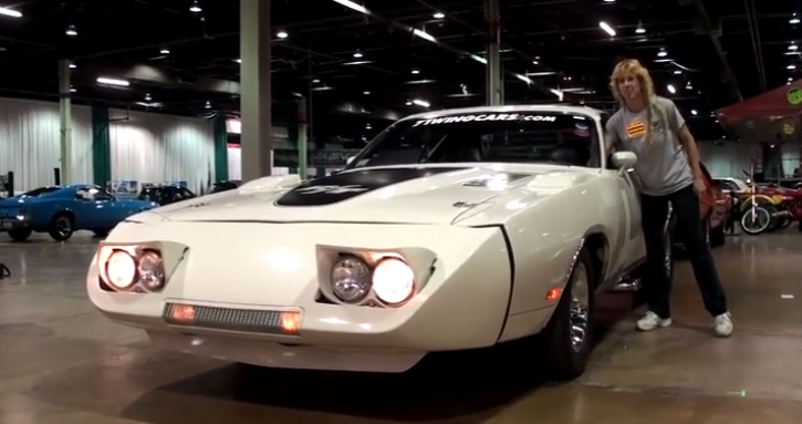 1971 Dodge Charger Daytona Have You Seen One Hot Cars