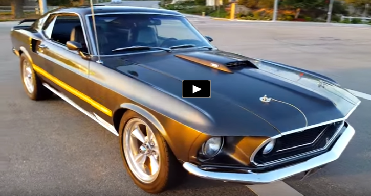 How much for a paint job on a 1969 mach 1 for How much for a paint job