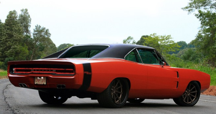 1969 dodge charger mayhem test drive