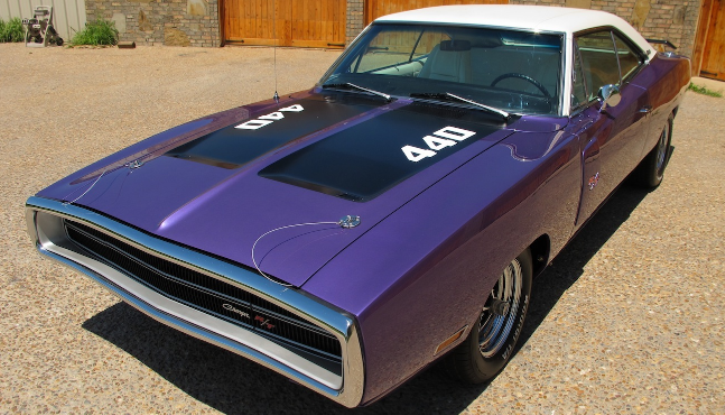 1970 dodge charger r/t restored
