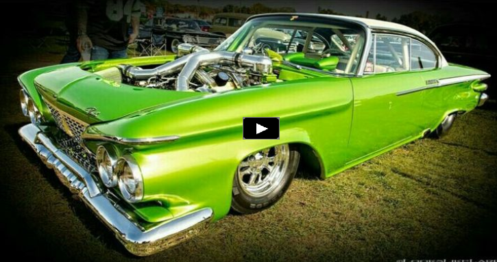 twin turbo 1961 plymouth belvedere custom