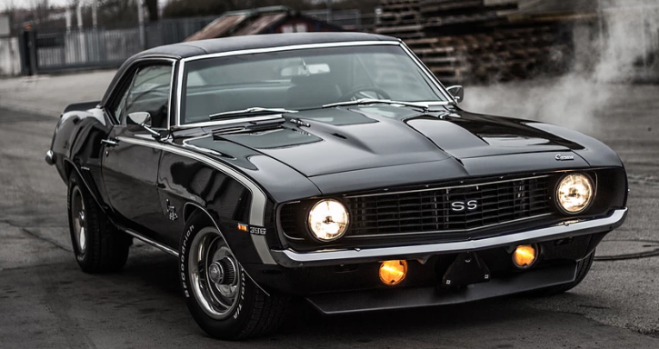 Black 1969 Camaro SS 396 | Tremendous Restoration | HOT CARS