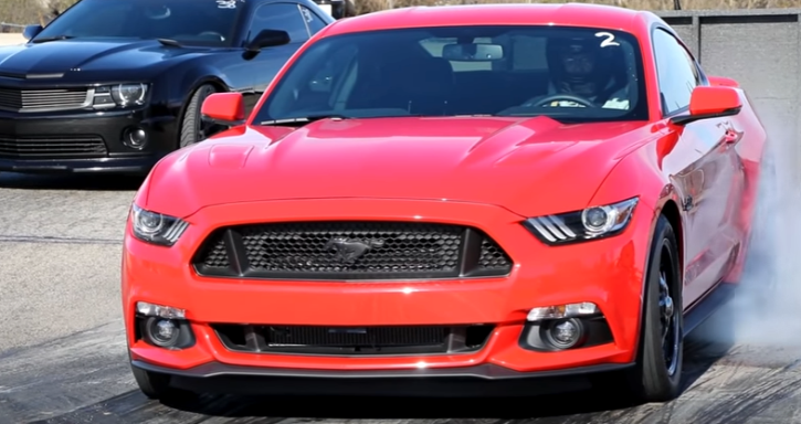 twin turbo 2016 mustang gt sleeper