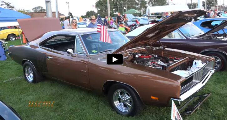 special edition 1969 dodge charger 440 magnum