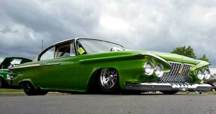 modified 1961 plymouth belvedere