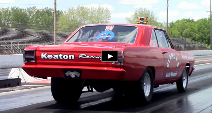 dodge dart drag racing