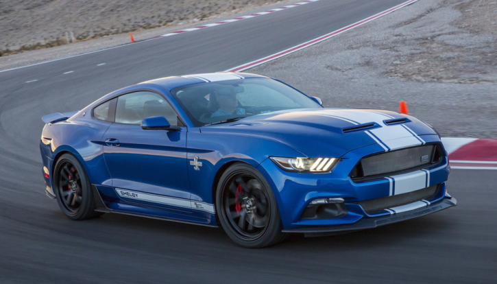 new 2017 ford mustang super snake