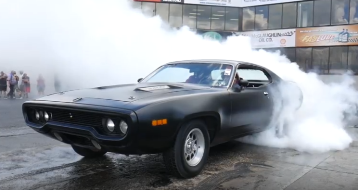 See The Best Burnouts From Mopar Nationals 2016 Hot Cars