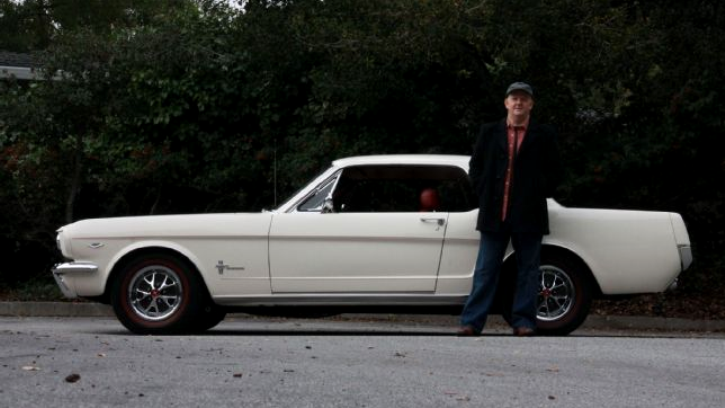 one million mile classic ford mustang