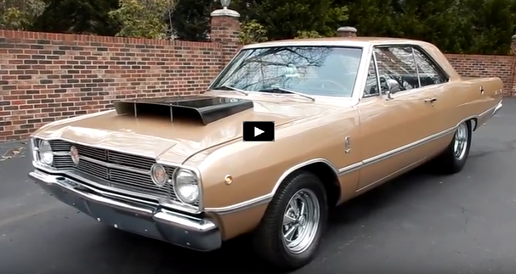 big block 1968 dodge dart gt
