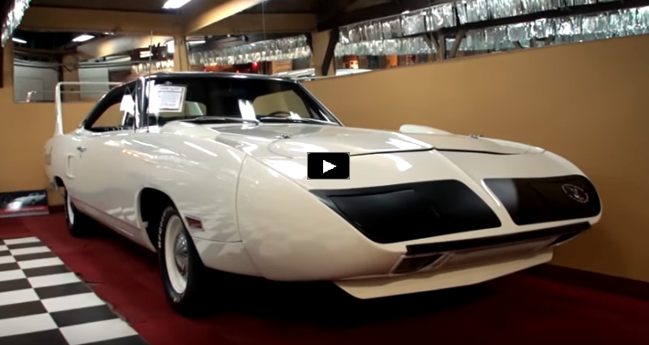 1970 plymouth superbird numbers matching 440 magnum v8 engine